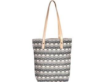 POTLUM Canvas eco friendly Reusable Shopping Tote Hand Bag