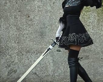 nier automata 2b sword