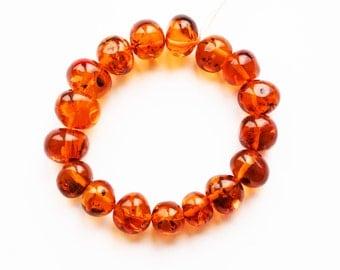 Baltic Amber bracelet, 17 g