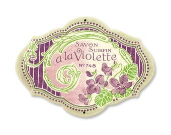 Savon Surfin a la Violette