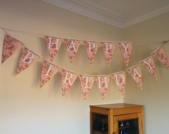 Faraway Tree Birthday Bunting