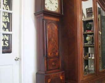 Antique Georgian Longcase Grandfather Clock