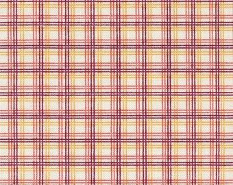 Denyse Schmidt's pattern Windowpane Panel in color Glade for Free Spirit - 1 yard