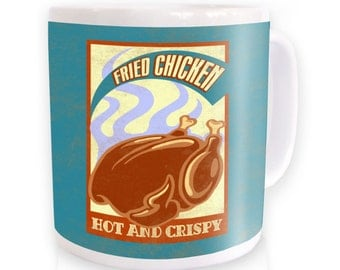Fried Chicken mug