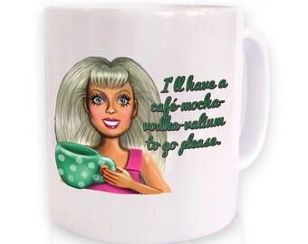 Cafe-Mocha Vodka-Valium mug