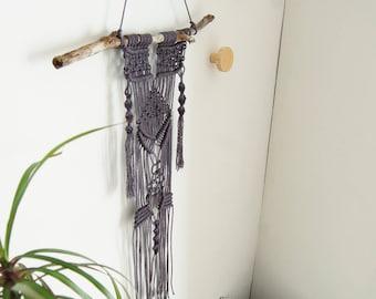 Tapestry macrame