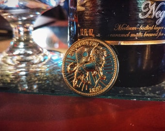John Wick -  Replica movie prop coin -