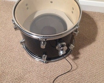 Tom Drum Portable Speaker with Aux Cable