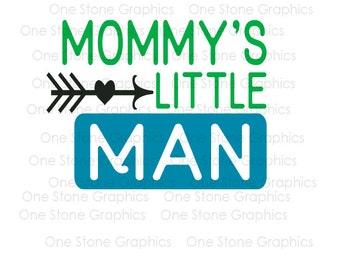 Mommy's little man svg,mommy's little man,little man svg,mommy svg,baby svg,Mommy's little man svg file,baby shower svg,baby cut file,svg
