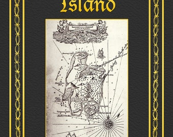 Treasure Island - Personalised Novel