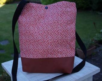 """Shoulder bag """"Petals"""""""