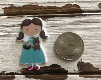 Dorothy with Toto Inspired Needleminder