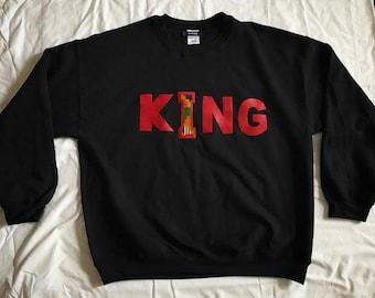 Black Excellence KING sweatshirt