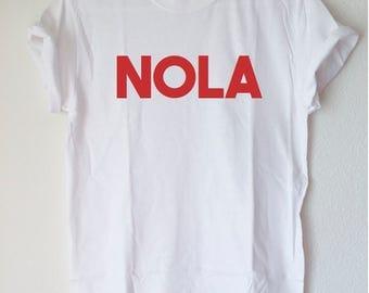 Graphic Tee: NOLA