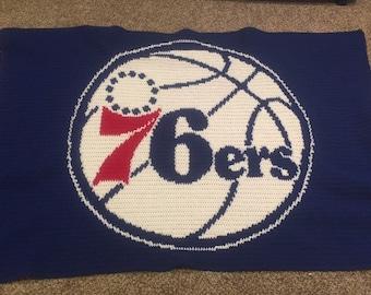 Philadelphia 76ers Blanket