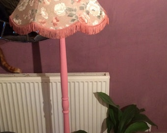 Lamp stand.