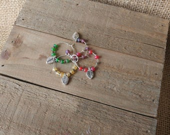 Wine Charms (Set of 4)