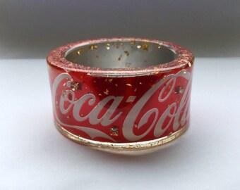 Chunky Cola bangle