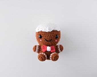 Charles the Gingerbread Man