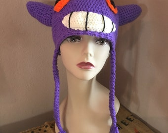 Gengar Hat and Gloves