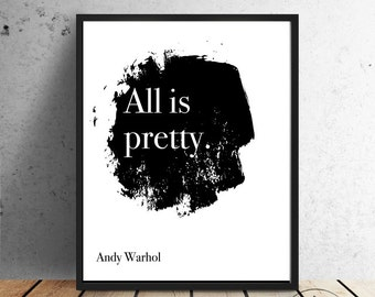 andy warhol quote posters - photo #23