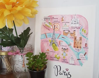 Paris Is Always A Good Idea - Print