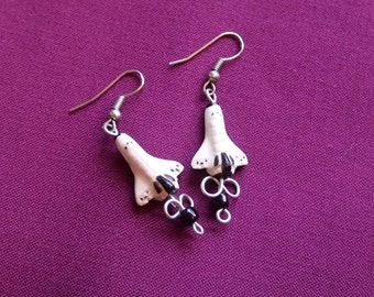 Shuttle Earrings