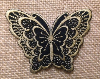 Butterflies iron on patches