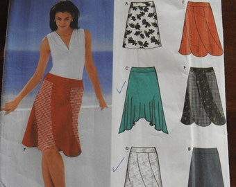 Simplicity 5564 Women's Skirts Sewing Pattern