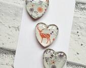 Stocking Filler Gift Set- Fridge Magnets - Kids picture organiser - Office Decor - Kitchen Decor - Gifts for Her - Secret Santa