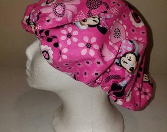Minnie Mouse bonnet