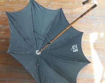 Genuine Vintage/Antique Umbrella Made in Paris