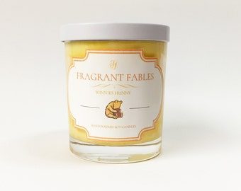 Winnie's Hunny | Winnie the Pooh | Scented Soy Wax Candle