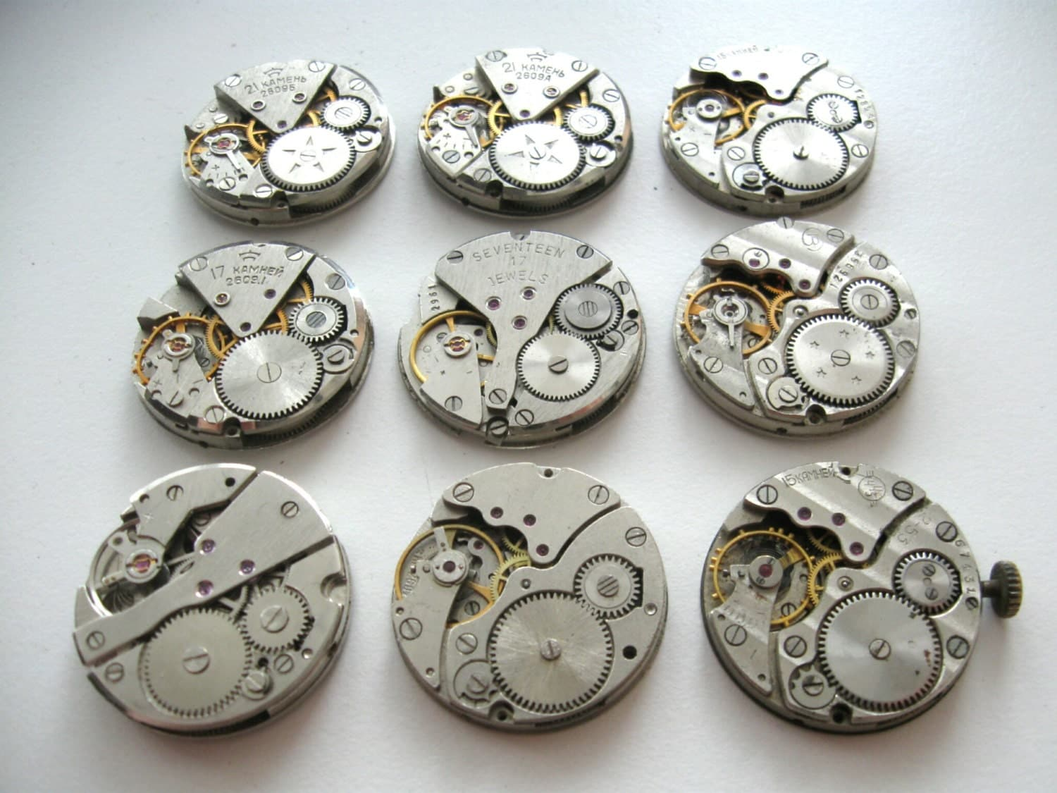 Watch wrist parts - Sold By Dedovashop