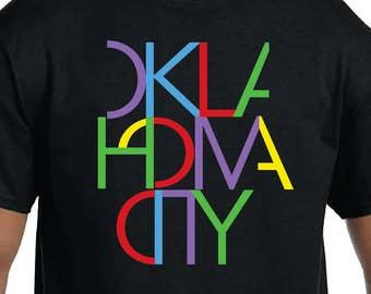 Oklahoma City Type Design