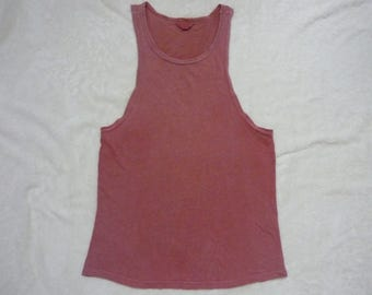 Vintage JOHNBULL Brand Sleeveless Singlet Japan Clothing