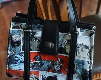 Walking Dead Nora Doctor's Style Handbag