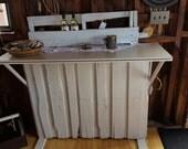 Pallet Kitchen Counter DIY Pallet Bars