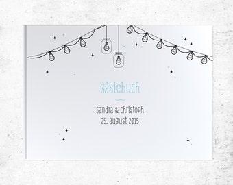 Guestbook / wedding no.. 1