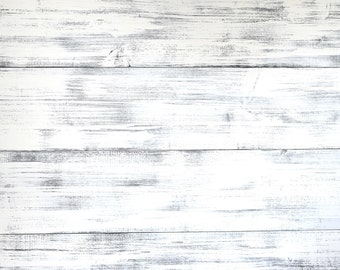 Shiplap Feature Wall - Distressed Gray and White, Accent wall, Shiplap Wall, Interior Siding, Wood Wall, Barn Wood Wall, Weathered Wall