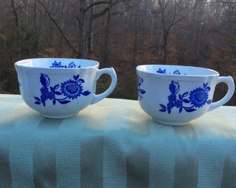 Double Phonenix  Blue Belle Cups