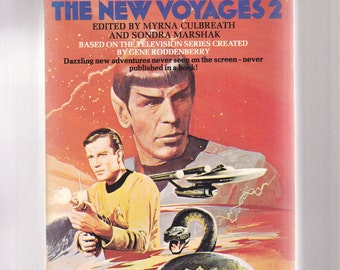 Star Trek The New Voyages 2 1st UK Edition 1978 Paperback