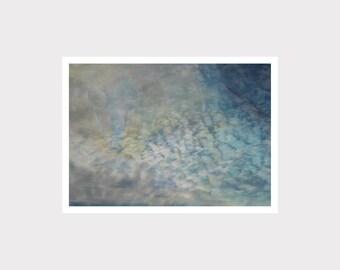 Print, Druck, Kunstdruck, Wall Art Print, wohnen, zu Hause, interior design, clouds
