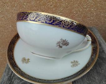 Cup richard ginori 1940, old cup richard ginori, artistic ceramic