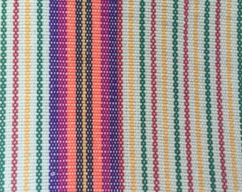 Beach Blanket 100% organic cotton. Made in looms in Ecuador