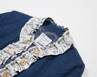 MOSCHINO - Wool jacket