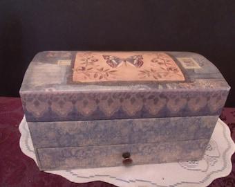 Jewelry Box from Bob's design, Decor/gift, (# 754/bb43)