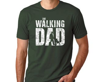 The Walking DAD Crew Neck T-Shirt