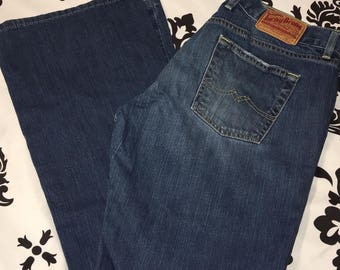 Vintage Lucky Brand Jeans, Lucky Brand sweet n low Jeans 10/30 regular inseam ladies/Juniors Pants Vintage Clothes