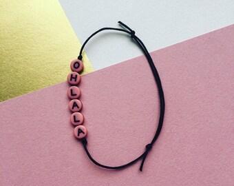 Ohlala Bracelet // Ohlala Armband